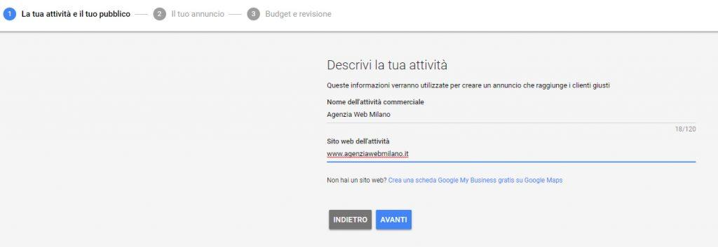 campagne google